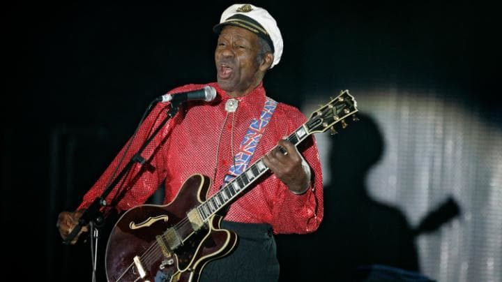 Photo of Mondo della musica in lutto: è morto Chuck Berry, fondatore rock and roll