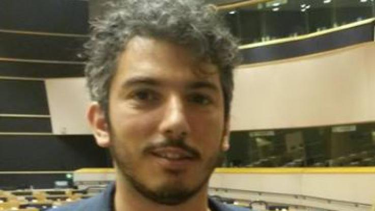 Photo of Gabriele Del Grande, ancora bloccato al confine con la Siria, blogger e regista italiano