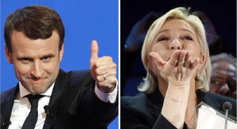 Photo of Francia, risultati definitivi: al ballottaggio Macron e Le Pen