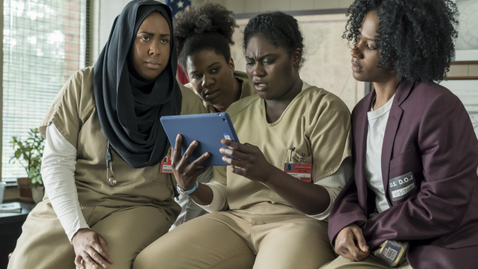 Hacker ruba le puntate della quinta stagione di Orange is the New Black