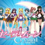 sailor moon crystal locandina