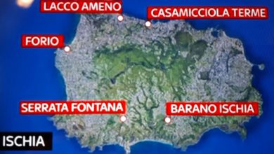 Photo of Ischia trema, un forte terremoto, crolli a Casamicciola, morte due donne, 39 feriti