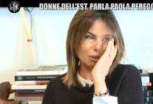 Paola Perego in tv