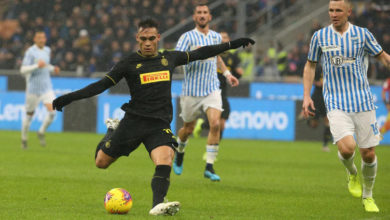 Photo of Sorpasso in campionato dell'Inter sulla Juve