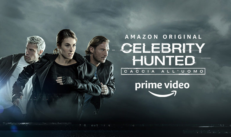 Celebrity Hunted su Prime Video