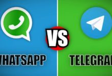 Photo of Differenze tra WhatsApp e Telegram