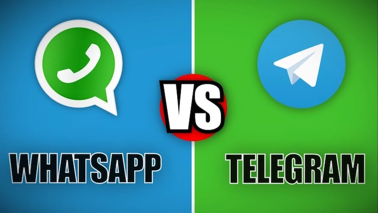 differenze whatsupp telegram